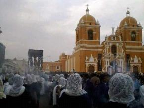 Trujillo vive el Viernes Santo con celebraciones litúrgicas y el Vía Crucis
