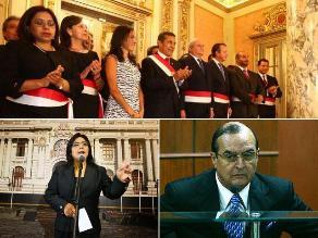Resumen: Ejecutivo oficializa nombramiento de Gabinete Ministerial, denuncian desaparición de pañales durante gestión de Ana Jara en el MIMP y Montesinos encabeza