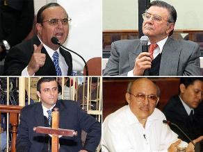 Corrupción: estos son los sentenciados que más le deben al Estado