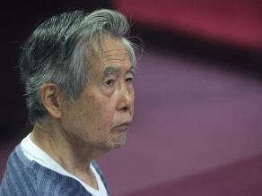 Alberto Fujimori no tuvo banquete en la Diroes, afirma su hija