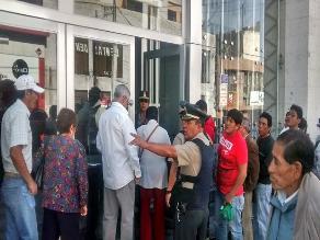 Puerto Maldonado: delincuentes roban más de 4 millones de soles de banco