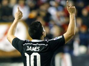 Real Madrid: Conoce el apodo que le han puesto a James Rodríguez
