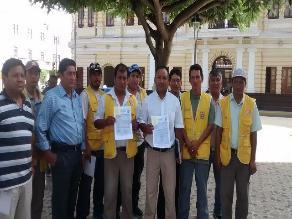 Chiclayo: mototaxistas no quieren retirarse del anillo vial