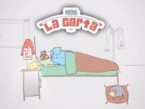 Mujica se convierte en dibujo animado para apoyar candidatura de su esposa