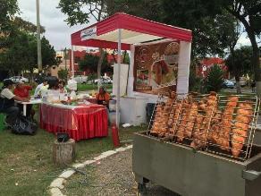 Dulce Perú realiza por primera vez festival gastronómico en VES