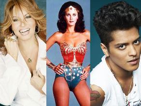 10 famosos que ni te imaginabas que tenían sangre latina