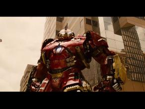 MTV Movie Awards: revelan pelea de Avengers entre Hulk y Hulkbuster