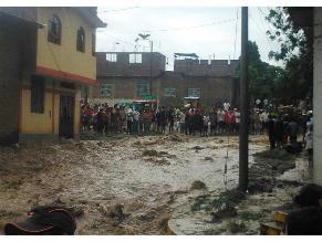 Cajamarca: cifra de muertos por lluvias en Cutervo se incrementa