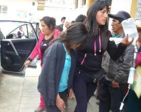 Sánchez Carrión: alumnos continúan con síntomas de intoxicación