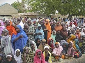 Unicef: 800.000 Niños obligados a huir de la violencia en Nigeria