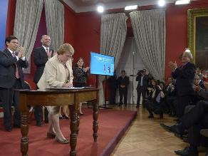 Chile aprueba Unión Civil para parejas homosexuales