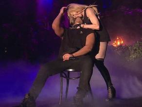 Twitter: mira los memes del beso de Madonna a Drake