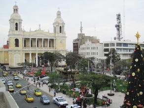 Lluvias originaron un leve descenso del turismo en Lambayeque
