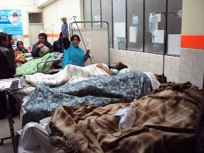Paciente con TBC se suicida en hospital del Cusco