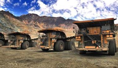 Apoyo: Inversiones mineras caerían considerablemente en 2016