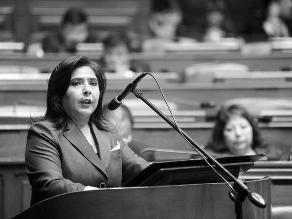 Ana Jara: Me sorprende la Carmen Omonte que veo ahora