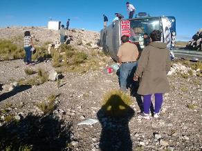 Puno: a ocho se eleva cifra de fallecidos por triple choque en Pomata