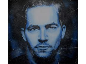 Paul Walker: Pintor rindió homenaje a actor