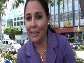 Hija de alcalde de Lambayeque niega haber sido favorecida politicamente