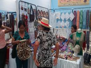 Chiclayo: crece número de artesanos asociados en cadenas productivas