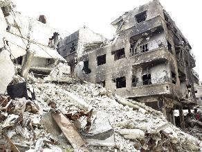 Bombardeos gubernamentales en el norte y sur de Siria dejan 34 muertos