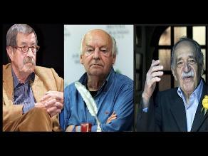 Hace un año se fue García Marquez; Galeano y Grass llegaron a visitarlo