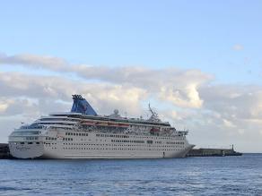 Puerto Rico: suspenden busqueda de pasajero que se cree cayó de crucero