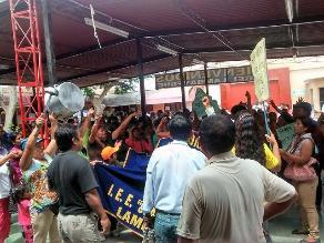 Piura: denuncian irregularidades en adjudicación de plazas en Ugel Sullana