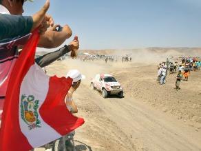 Rally Dakar 2016 estará de regreso a las dunas del Perú