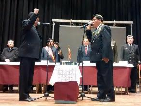 Puno: gobernador regional realizó su informe de 100 días de gestión