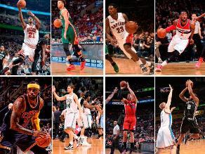 Playoffs NBA 2015: Estos son los cruces de las Conferencias Este y Oeste