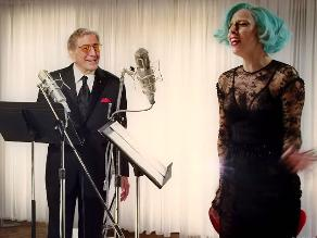 Lady Gaga hará dúo con Tony Bennett en Festival de Jazz de Montreaux