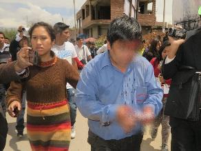 Huancayo: personas y periodistas fueron agredidos en audiencia de El Tambo