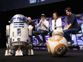 Star Wars Celebration: actores se reunieron en el evento