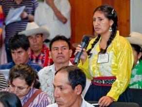 Junín: Ministerio de Cultura atenderá al público en lenguas originarias