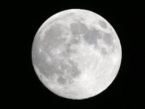 Estudio: La Luna tiene 4 mil 470 millones de años de edad