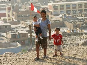 FMI: Perú progresó mucho en materia social reduciendo pobreza