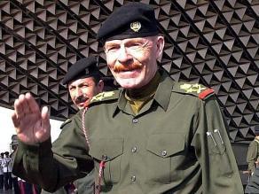 Muere el número dos de Sadam Husein en operación militar en Irak