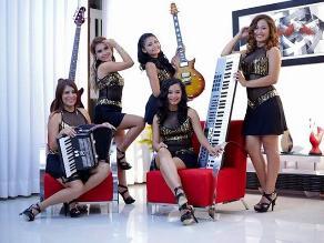 Corazón Serrano presentó a sus nuevas integrantes