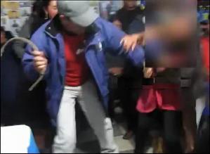 Cajamarca: castigan a mujer por fugarse con un hombre casado