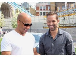 Paul Walker y su divertida imitación a Vin Diesel
