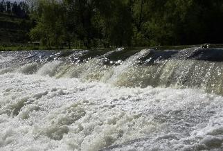 Lluvias generan el incremento el caudal de los ríos en la región Puno