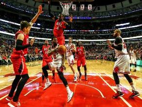 NBA: Mira las diez mejores jugadas de la Liga Regular
