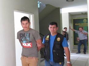 Huaral: detienen a banda de delincuentes dedicados al robo de vehículos
