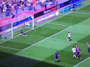 Barcelona vs. Valencia: Claudio Bravo ataja penal y salva al equipo culé