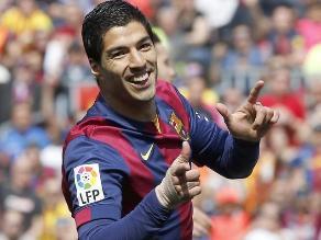 Barcelona vs. Valencia: Rápido gol de Luis Suárez en triunfo culé