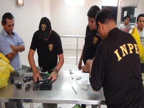 Ica: intervienen a sujeto que intentó ingresar celulares a penal
