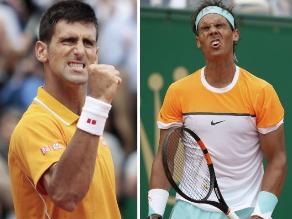 Djokovic aplasta a Nadal y avanza a la final del Masters 1000 de Montecarlo
