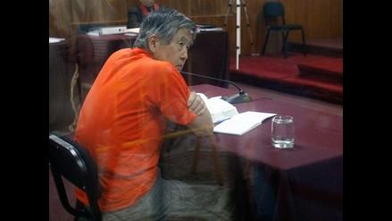 Alberto Fujimori: INPE justifica cámaras en penal de la Diroes