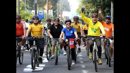 Menos del 1 % de limeños utiliza la bicicleta para movilizarse
